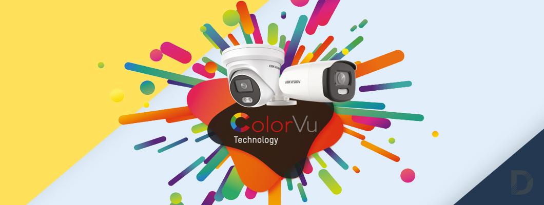 ColorVu от Hikvision - какво представлява технологията