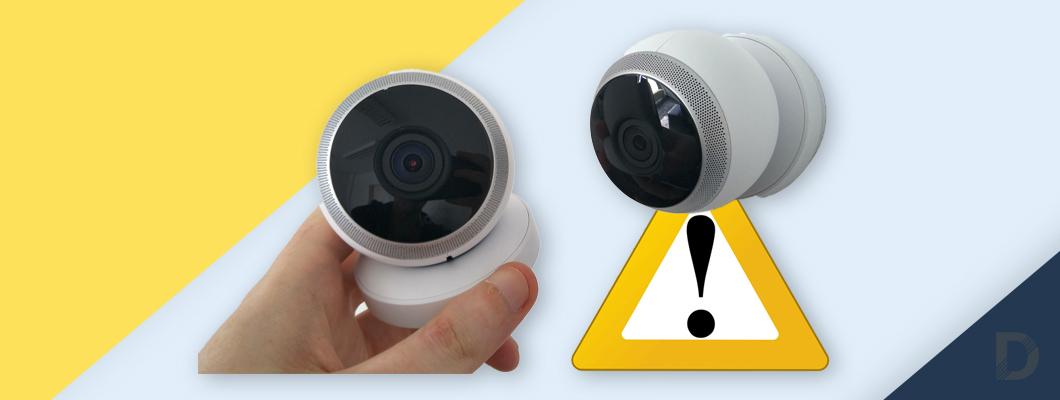 Кои са най-често допусканите грешки при инсталация на система за видеонаблюдение