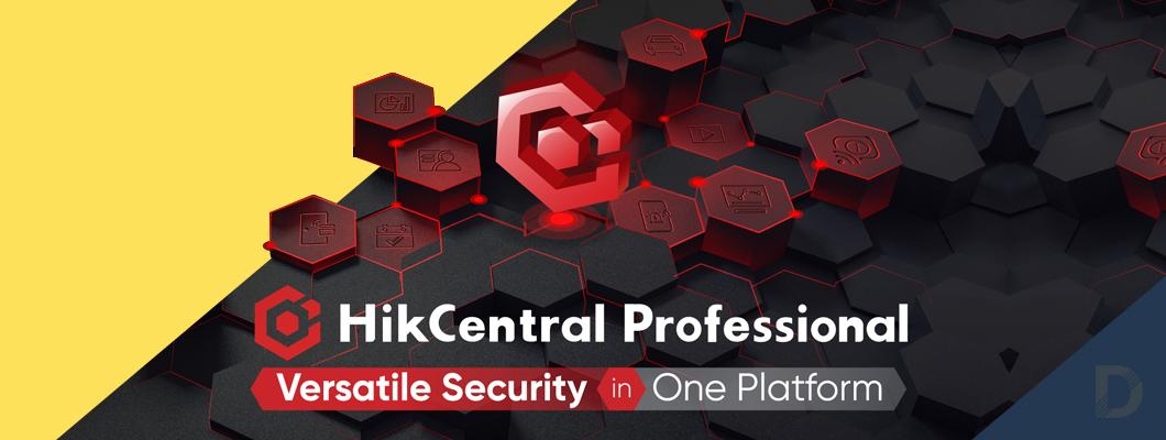 HikCentral Professional и интелигентна система за управление на паркинги от Hikvision