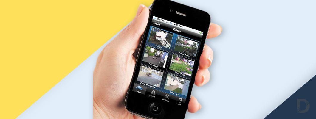 Достъп до Вашата система за видеонаблюдение навсякъде