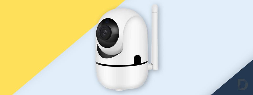 Камери за видеонаблюдение със звук