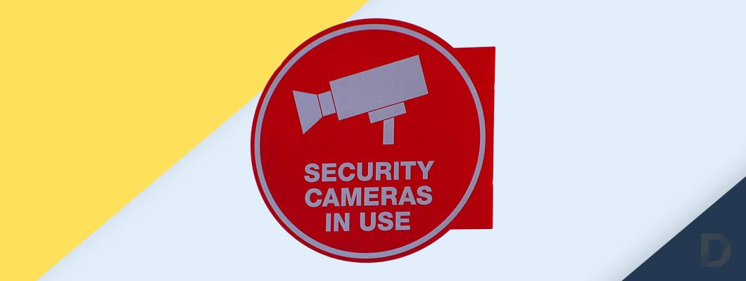 За кои обекти е задължително монтирането на видеонаблюдение