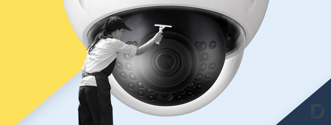 Как да поддържаме системата си за видеонаблюдение изрядна