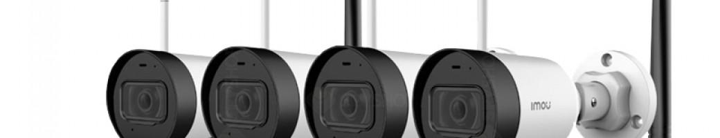 Комплекти безжични камери
