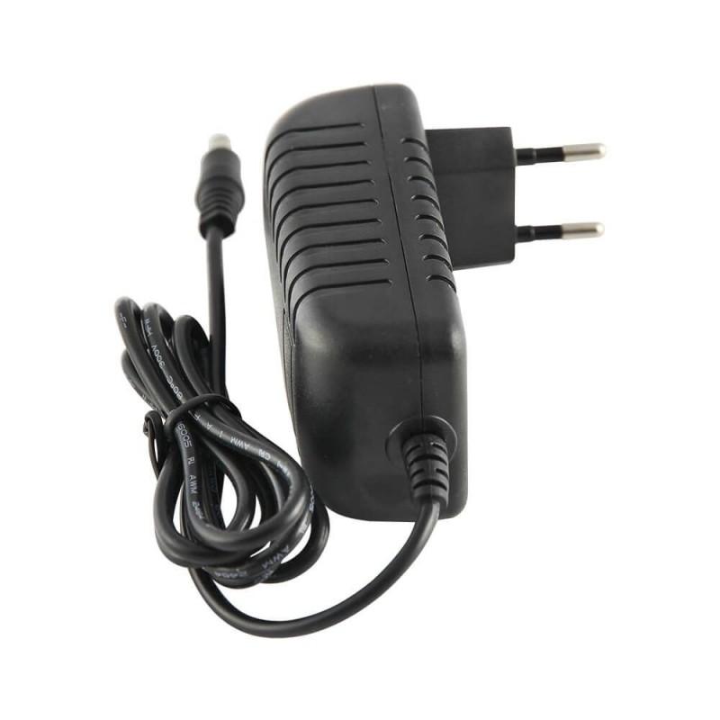 Захранващ адаптер за камера за видеонаблюдение - 12V, 2A, 24W