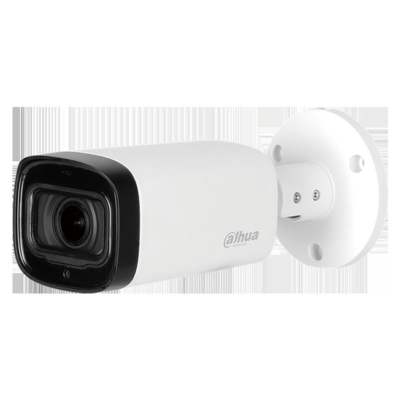 5Mpx AHD IR камера с варифокален обектив, IP67, до 60м. нощно виждане и вграден микрофон