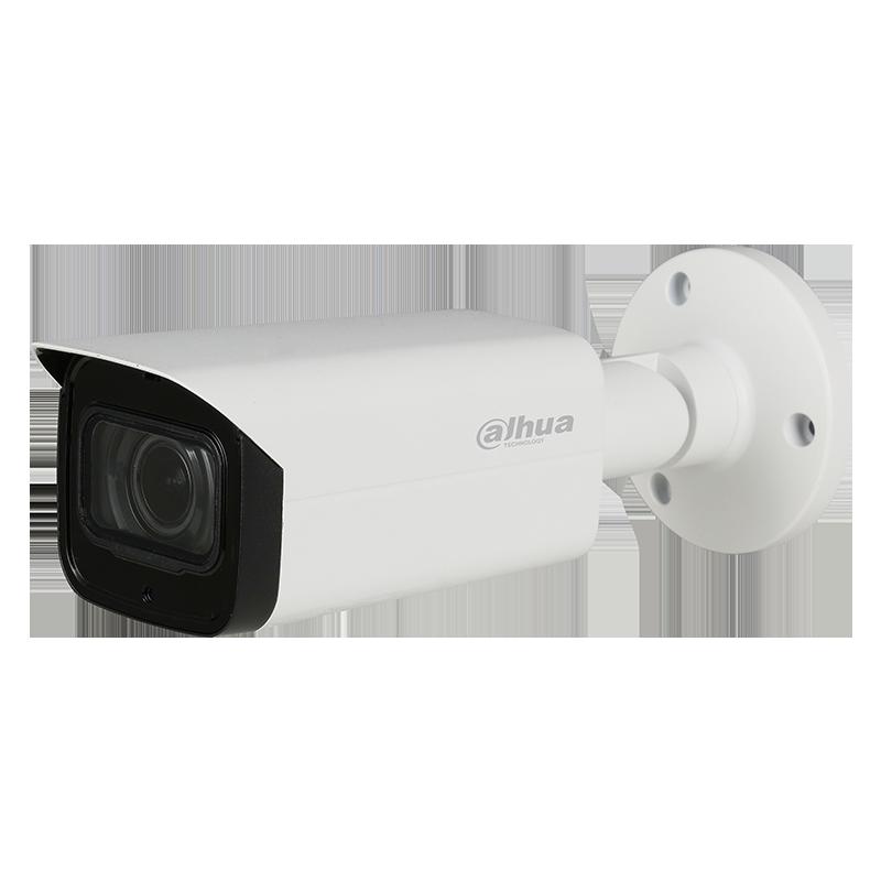 4 Mpx DWDR IR водоустойчива булет PoE камера с ROI и 3D-DNR и варио обектив