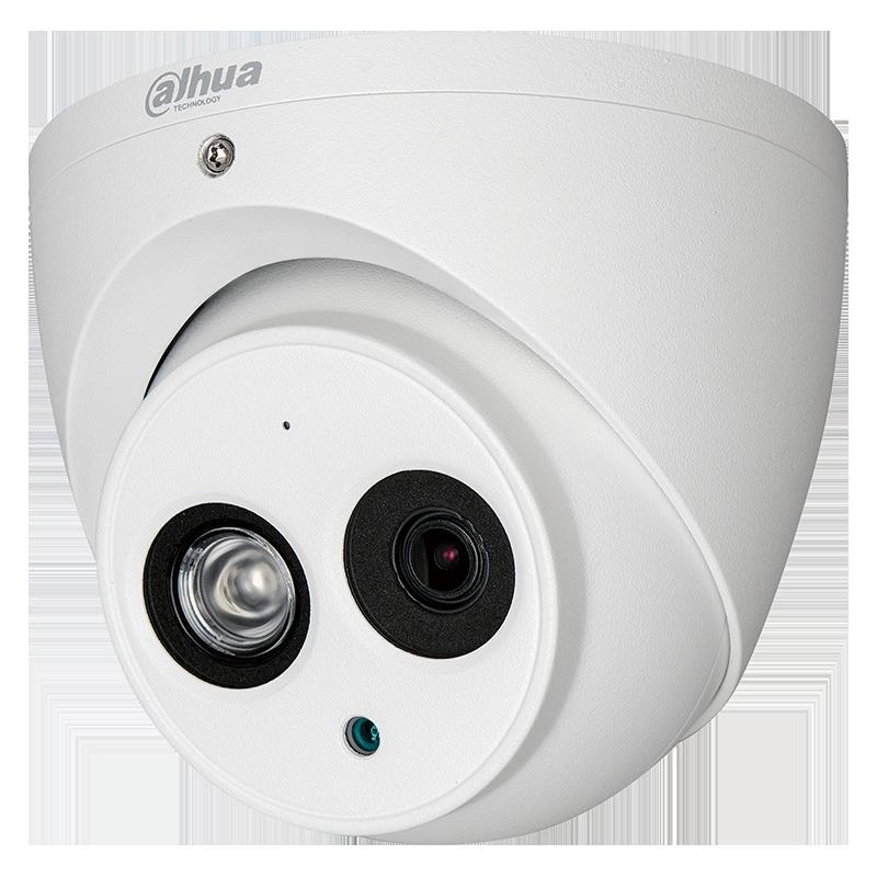 Куполна AHD камера IR камера IP67 с вграден микрофон