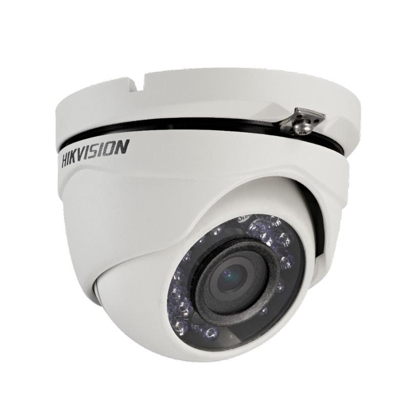4 в 1, 2 MPx камера HD-TVI , AHD, CVI, CVBS, HIKVISION