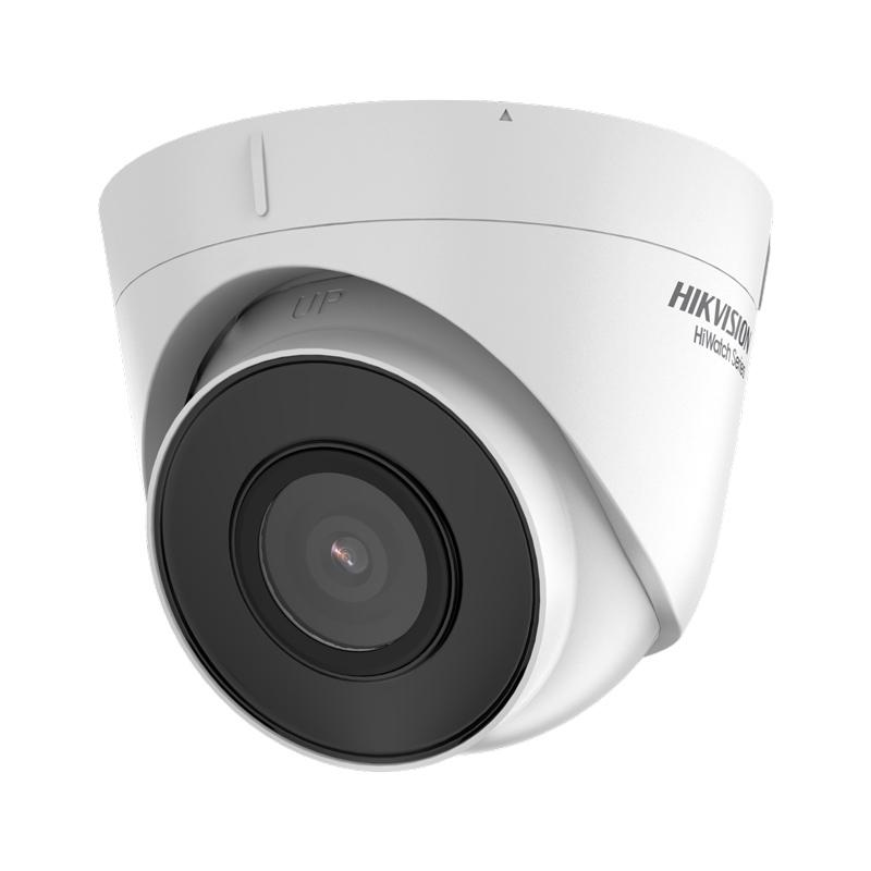 IP куполна PoE камера Hikvision HWI-T221H(C), с IP67, 2.8mm обектив, 2MP
