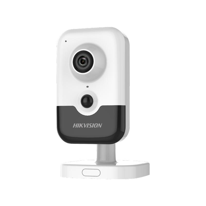 2MP Wi-Fi камера за видеонаблюдение, WDR 120dB, Hikvision DS-2CD2421G0-IW(W)