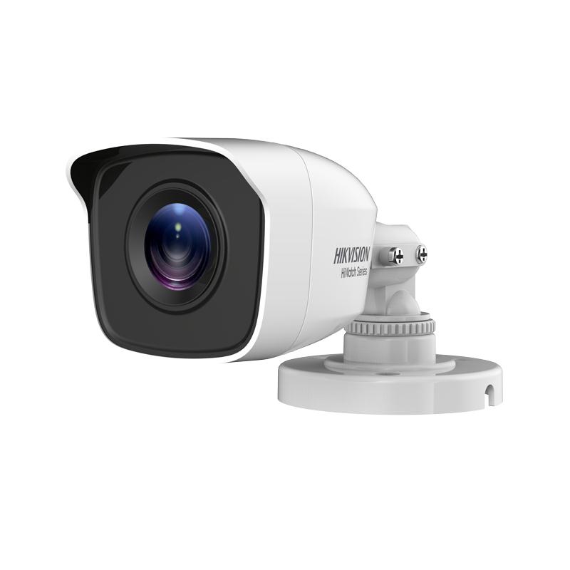 2 MP TVI/AHD/CVI/CVBS камера HIKVISION HWT-B120-P с EXIR технология, 3.6мм обектив и IP66 защита