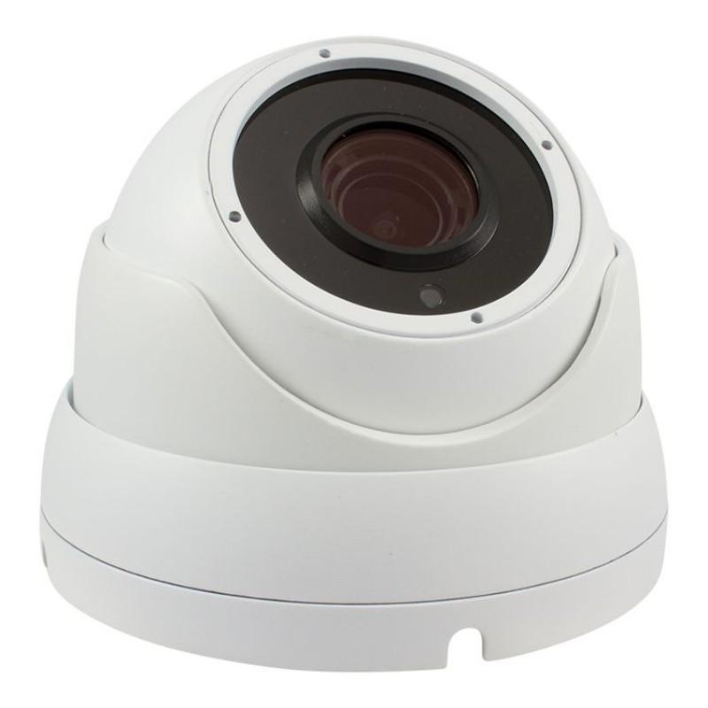 Куполна Full HD PoE IP камера