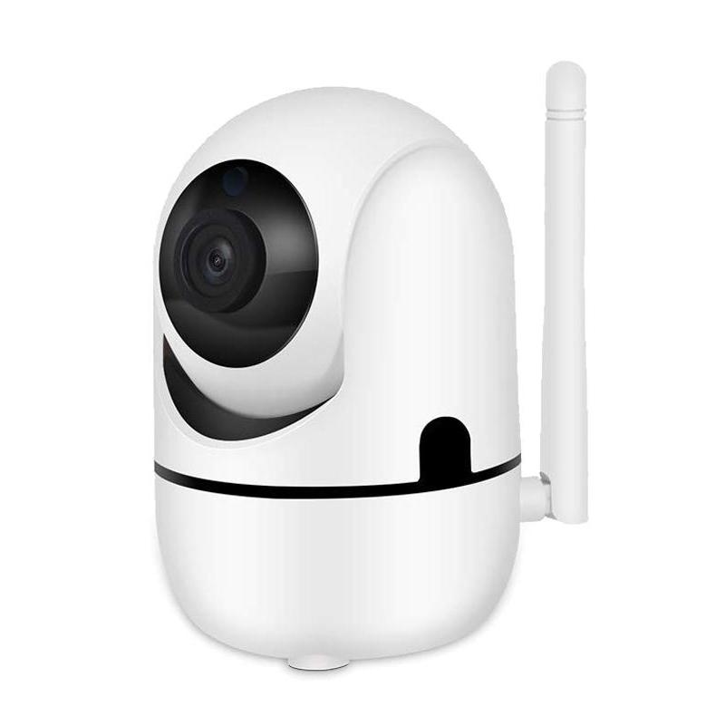 WIFI Робо камера със слот за SD карта и вграден микрофон